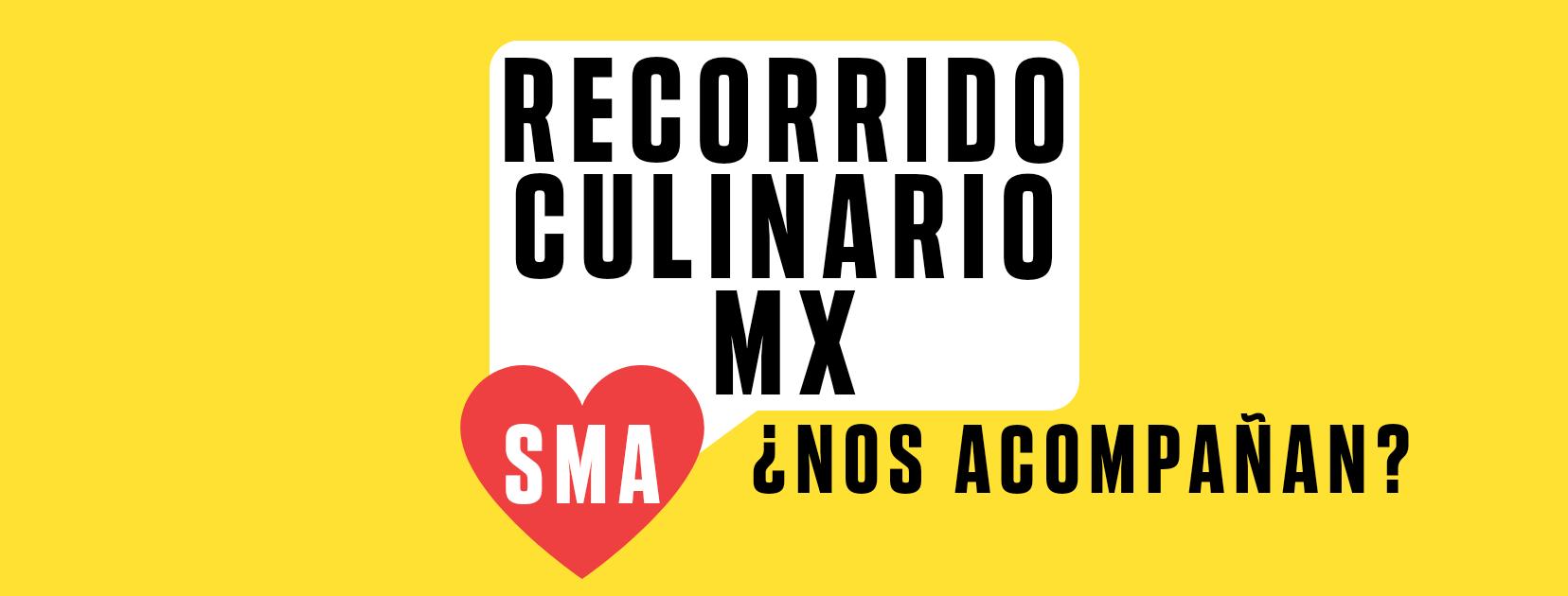 Recorrido Culinario Mx